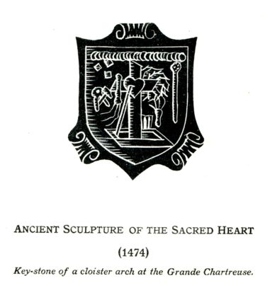 Carthusian Sacred Heart
