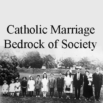 Article 45 – Marriage! The Way of Society