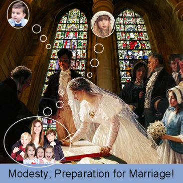 Article 66 – Modesty: Formation of New Families