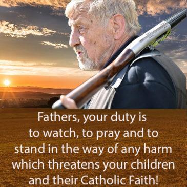 Calling Catholic Fathers