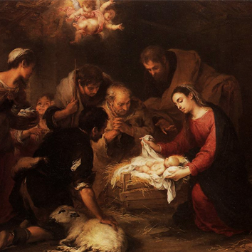 Murrilo - The Nativity