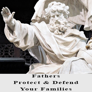 Article 99 – Fathers, We Are At War